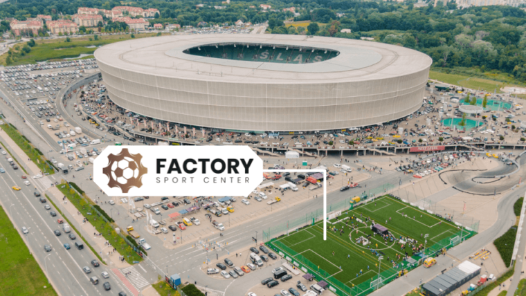 Centrum piłkarskie Factory Sport Center – zarezerwuj boiska!